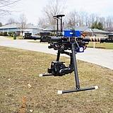Воздушная видео платформа ZeroUAV HighOne - RTF GH3