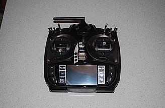 12-канальная система Graupner/SJ mz-24 2.4GHz HoTT