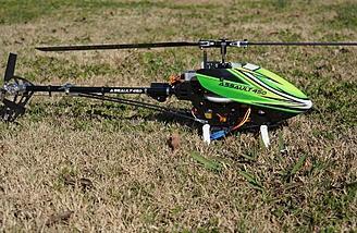 Обзор вертолета HobbyKing Assault 450