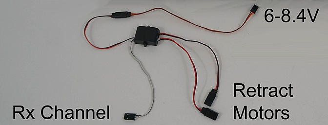 Обзор посадочной системы Foxtech Pivot V2