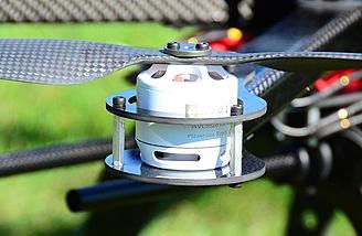 Обзор бесколлекторного мотора Avroto LIFT Series 3520 - 400KV