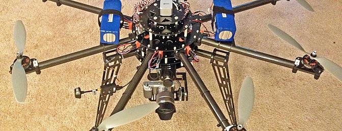 Обзор системы управления полетом Xaircraft SuperX