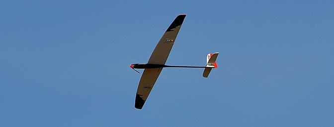 Обзор электропланера Great Planes Kunai 1.4M