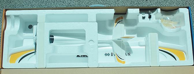 Обзор Horizon Hobby & E-flite's UMX Radian BNF