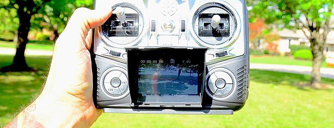 Обзор Walkera QR X350 GPS Phantom FPV