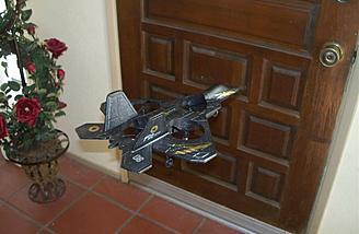 Обзор квадкоптера Common Sense RC Predator Jet RTF