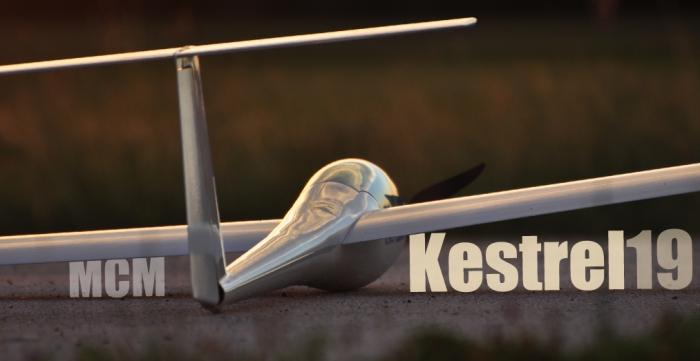 Обзор планера MCM Kestrel RTF