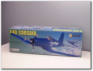 Обзор Top Flite Corsair 60 ARF