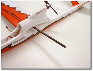 Обзор планера Graupner V-Venture HoTT