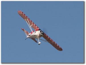 Обзор Hangar 9 Taylorcraft 26cc BNF