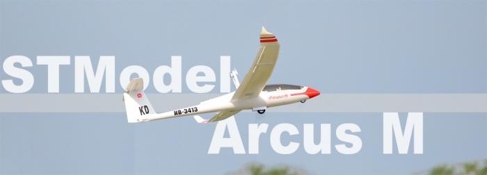 Обзор ST Model Arcus M