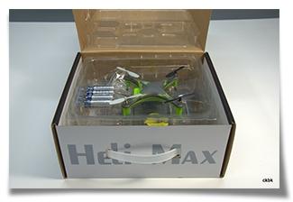 Обзор Heli-Max 1Si