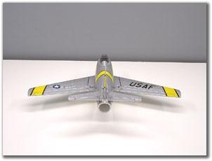 Обзор самолета Great Planes F-86 Micro EDF