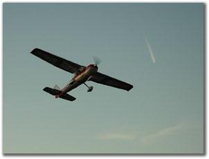 Обзор самолета E-Flite Cessna 150 Aerobat 250 ARF