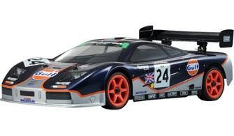 Kyosho Fazer EP McLaren F1 GTR 2.4GHz 1:10
