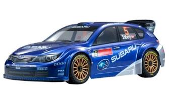 Kyosho DRX VE Subaru Impreza WRC 2.4GHz 1:9