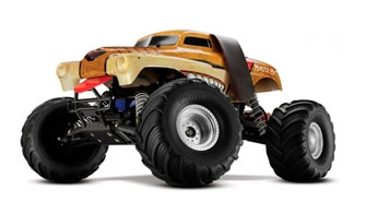Traxxas Monster Mutt 2WD RTR 1:10
