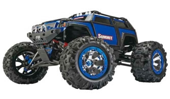 Traxxas Summit 4WD 2.4Ghz 1:10 RTR